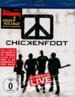BLU RAY- CHICKENFOOT- GET YOUR BUZZ ON: LIVE