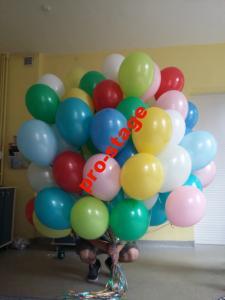 Balony Z Helem Bytom Napełnienie Balonów Helem 5993382500