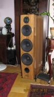 Kolumny podłogowe Megalith Audio GX