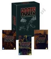 Roots [10DVD] Korzenie + Następne Pokolenie + Gift