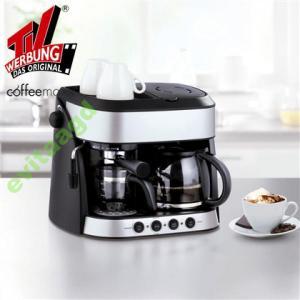 Ekspres ciśnieniowo-przelewowy COFFEE MAXX TV