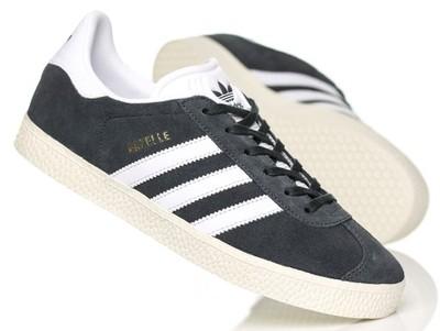 adidas gazelle damskie czarne