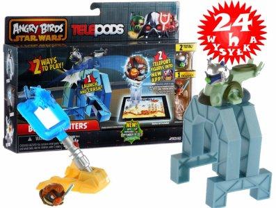 Telepods Gra Angry Birds Star Wars Bounty Hunters 6062008334 Oficjalne Archiwum Allegro