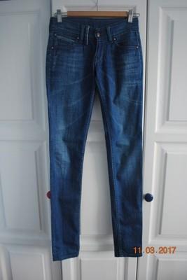 Spodnie Levi's, 26x34, super stan, niska cena!