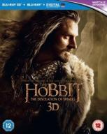The Hobbit The Desolation of Smaug [Blu-ray 3D + B