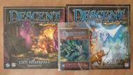 Descent 2ed + Cień Nerekhall + Forgotten Souls
