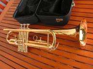 Trąbka Bb B&S Model 138