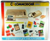 COMMODORE 64C BOX CONNOISSEUR'S COLLECTION