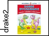 AKADEMIA 2 LATKA DOBRE WYCHOWANIE - Anna Pietrzyko