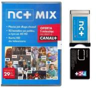 NC+ MIX Moduł CI CAM HD do TV CANAL+ gratis 1msc.