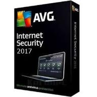 AVG INTERNET SECURITY 2017 - 1 PC/ 1 ROK