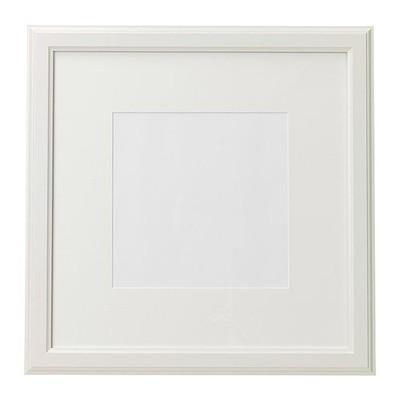 IKEA VIRSERUM Ramka biały 50x50 cm - 6476634536 - oficjalne archiwum ...