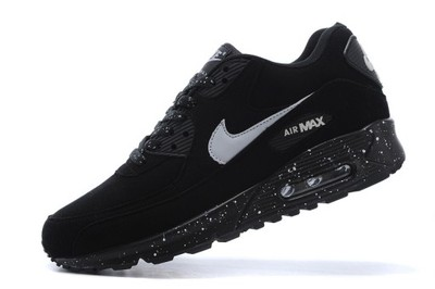 buty nike air max 90 czarne oreo r.36-45