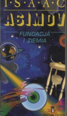 FUNDACJA I ZIEMIA - Isaac Asimov /2697A/