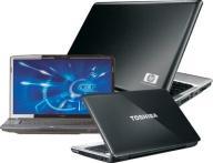Uszkodzone Dell Toshiba Gateway A100 L20 M70 7szt.