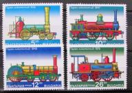 Bułgaria - Kolejnictwo 1996