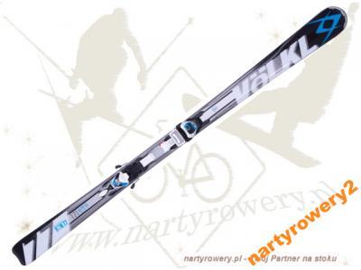 Narty Volkl RTM 77 + 4Motion 10.0 166 CM 13/14