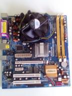 ASRock Wolfdalel 333-D667 Płyta główna z procesore