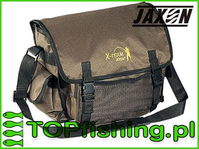 Torba Fishing Team JAXON UJ-XTE01 wym. 34/17/30cm