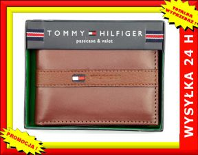 4a3219c5df771 40% Portfel męski skórzany TOMMY HILFIGER z Etui - 5870941997 ...