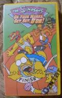 The Simpsons - On Your Marks Get Set D'Oh!