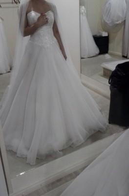 afc8da0c5c Przepiękna NOWA suknia ślubna AGNES - 6905238723 - oficjalne ...