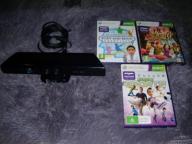 Sensor Kinect plus gry!!