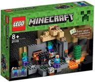 LEGO 21119 Minecraft The Dungeon Set