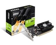 MSI Karta graficzna GeForce GT 1030 2GB DDR5 OC