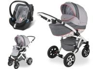 ADAMEX BARLETTA DREAM COLLECTION 3w1 CYBEX ATON 4