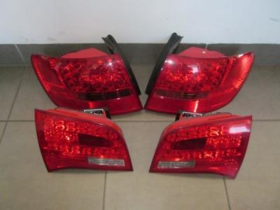 Lampy tylne Ledowe LED  Audi A6 Avant