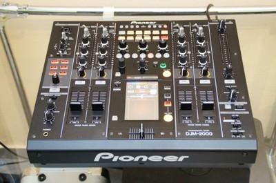 Pioneer Djm 2000 Soft Nexus Idealny Gwarancja 900 6899641807 Oficjalne Archiwum Allegro