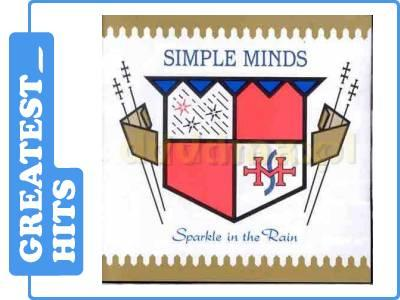 SIMPLE MINDS: SPARKLE IN THE RAIN (REMASTERED) (CD
