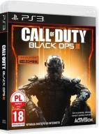 CALL OF DUTY: Black Ops III PS3 PL [FOLIA] [BOX]