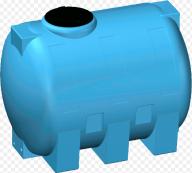 Zbiornik naziemny na wodę pitną Cisterna 1000 L