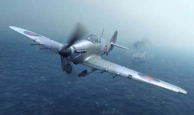 Fly 32014 Hawker Sea Hurricane Mk.IIc 1:32