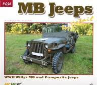Jeep Willys MB in detail - fotoalbum / historia