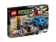 LEGO SPEED CHAMPIONS 75875 FORD RAPTOR I HOT ROD