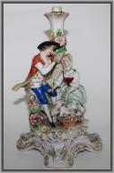 Figurka porcelanowa sygnowana Turyngia Grafenthal