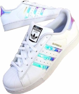 buty adidas superstar aq6278 hologram