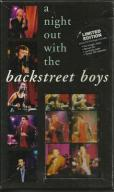 A NIGHT OUT WITH THE BACKSTREET BOYS - VHS
