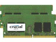 Crucial pamięć DDR4 2x4GB SODIMM 2400MHz CL17 1.