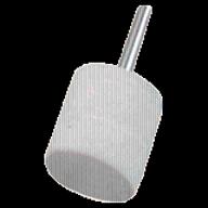 Trzpieniowy filc walcowy 25x50mm do polerowania