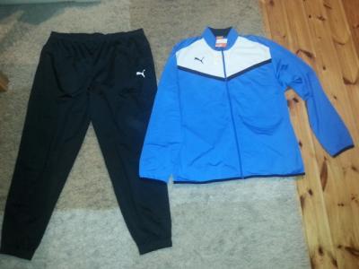 Dres sportowy PUMA XXXL komplet spodnie i bluza