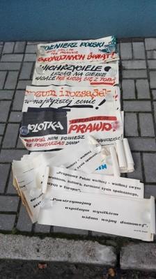 Okazja Stare Plakaty Prl Socjalistyczne 6993064316