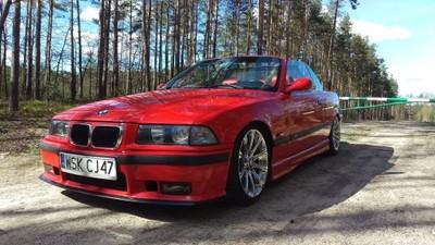 Bmw E36 Cabrio 2 8 Hard Top 6808674606 Oficjalne Archiwum Allegro