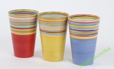 Doniczki Ceramiczne Marlene Kolory Wyprzedaż 5925054770
