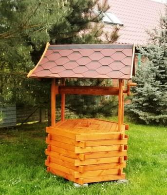 Studnie Drewniane Studzienki Studnia 6874815856
