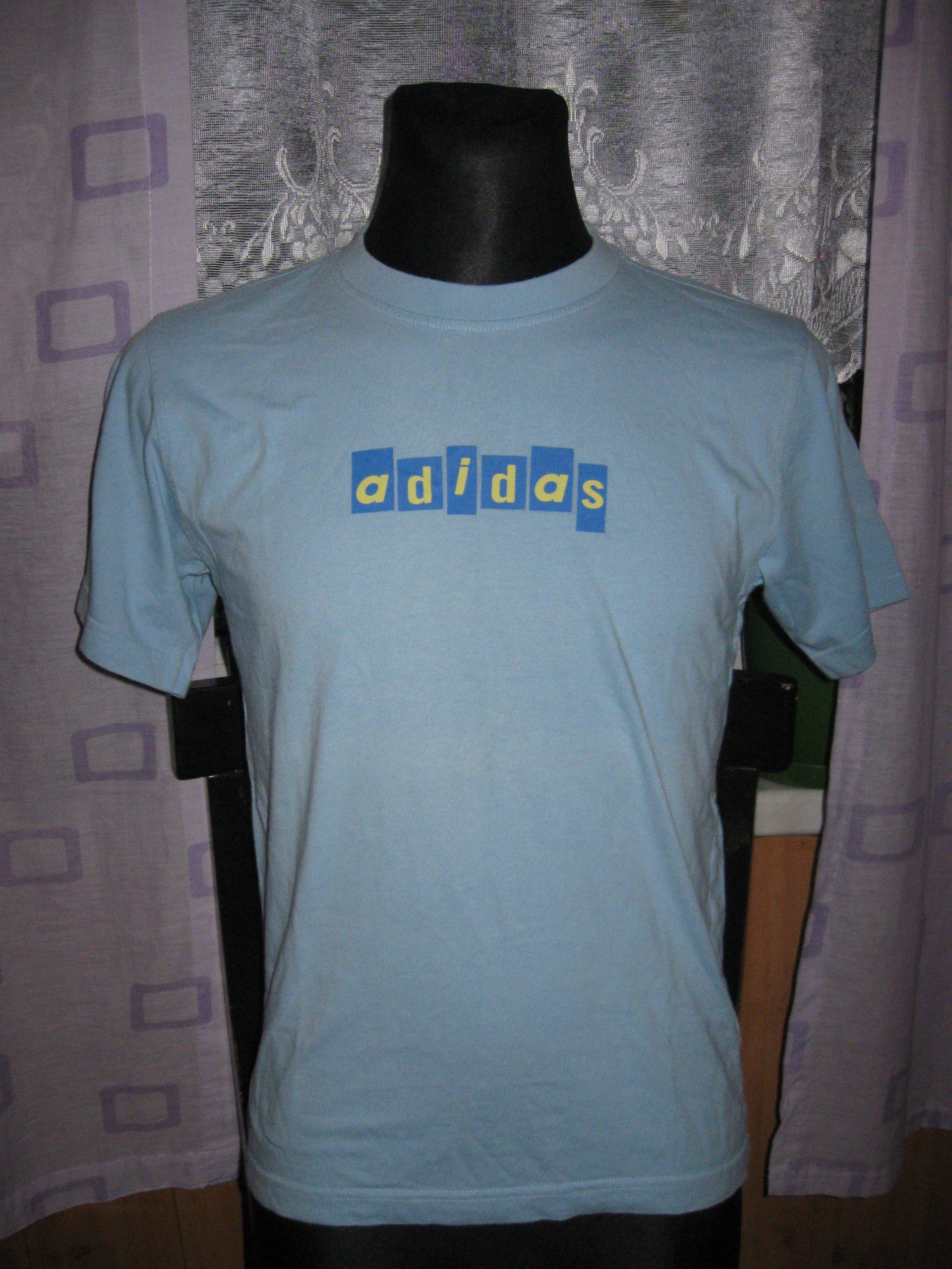 f9ccb9aa0c ADIDAS - T - shirt chłopięcy roz. M / 164 - 7039139632 - oficjalne ...