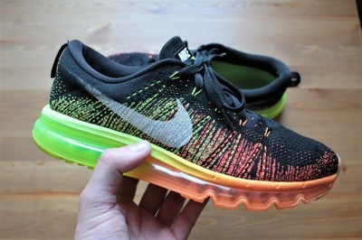 Buty NIKE AIR MAX FLYKNIT MULTICOLOR 2013 9.5us 43